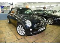2005 MINI Convertible 1.6 One 2dr / FINANCE / FSH / NAVIGATION