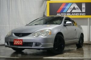 2003 Acura RSX Sport Coupe Premium Leather Sunroof