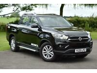 2020 Ssangyong Musso Double Cab Pick Up Rebel 4dr Auto AWD PICK UP Diesel Automa