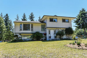 Peaceful Country living on Falconcrest Drive, Courtenay