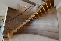 Interior Railing Installations FREE estimates
