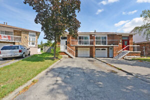 Just Listed 5 level Split Semi House in Brampton for Sale!!!!