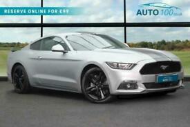 image for 2018 Ford Mustang 2.3T EcoBoost Fastback SelShift 2dr