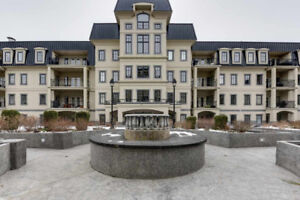 Luxurious 1 bedroom + den at Chateaux Whitemud Ridge