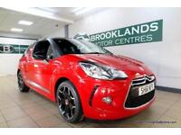 Citroen DS3 1.6 E-HDI DSTYLE PLUS [2X SERVICES, SPORT RED and ?0 ROAD TAX]