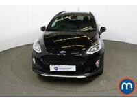2020 Ford Fiesta 1.0 EcoBoost 95 Active Edition 5dr Hatchback Petrol Manual
