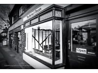 Experienced barber required @ The barbers room welwyn