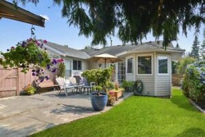 A Nice South Surrey Rancher for Rent