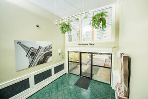 2 bdrm bi level unit in the brewery district Oliver downtown!