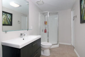 ENTIRELY RENOVATED NORTH END LIVING!! ALL INCLUSIVE!!