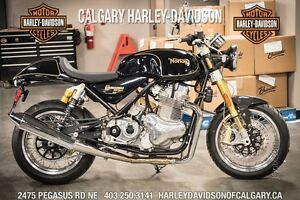 2013 Norton Cafe Racer