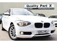 2012 BMW 1 Series 1.6 116i SE Sports Hatch 5dr