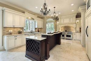 Armoire de Cuisine/Kitchen Cabinet  10'*10'
