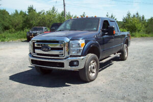 NEW PRICE  2015 Ford F-250 XLT Crew Cab Pickup Truck