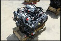 moteur de mustang gt 2000 a1 140 000 km+transmission manuel