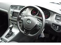 2014 Volkswagen Golf 1.6 TDI SE DSG 5dr