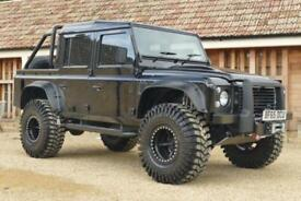 Land Rover Defender 2.4 TDCI Bond Edition Double Cab Pickup 4x4 Diesel 2011