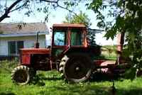 Tracteur Bellarus