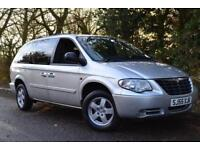 Chrysler Grand Voyager 2.8CRD auto LX £67 A Month £0 Deposit