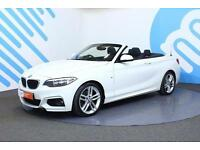 2015 BMW 2 Series 2.0 220d M Sport 2dr (start/stop)