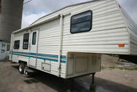 Prowler 27.5 1994 Fifth wheel.