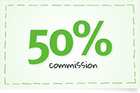 Sales - 50% Commission on EVERY SALE