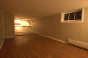 Very clean 1 bedroom basement apartment for rent
