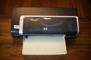 Imprimante HP deskjet 9800 pour photographies