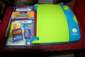 LeapFrog LeapPad with 3 Books/Cartridges