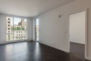 2-bedroom, Unfurnished, Old Montreal condo, near Square Victoria