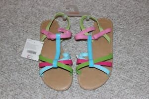 NEW WITH TAGS - GYMBOREE SANDALS - Size 4 - GREAT GIFT