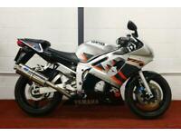 YAMAHA YZF-R6 ** Blue Flame Exhaust - Gear Position Indicator - 12 Months MOT **