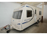 2010 Bailey Pageant Sancerre 4 Berth Touring Caravan