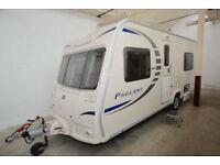 2010 Bailey Pageant Sancerre 4 Berth Touring Caravan