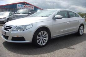 58 VOLKSWAGON VW PASSAT CC 2.0 TDI 140 6 SPEED SILVER 1 OWNER