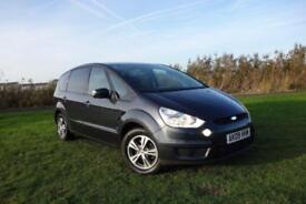 2009 Ford S-Max 1.8 TDCi Zetec 5dr (6 speed)