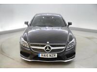 Mercedes-Benz CLS 220d AMG Line Premium 5dr 7G-Tronic