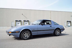 Mint Condition 1983 Mazda RX-7 Coupe (2 door)