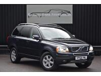 2010 Volvo XC90 2.4 D5 Diesel Manual AWD Active 7 Seats *Blind Spot Monitor etc*