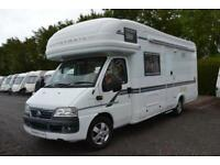 Auto-Trail Mohican Coachbuilt Motorhome for Sale 4 Berth 2 Seatbelts Bike Rack