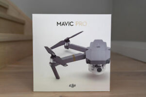 DJI Mavic Pro - Two batteries, PolarPro