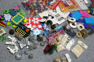 REDUCED -  Lot of Assorted Craft Items