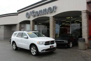 2015 Dodge Durango DURANGO LIMITED  -  Nav Capable - Low Mileage