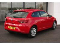 2014 Seat Leon 1.6 TDI CR SE (Tech Pack) SportCoupe 3dr (start/stop)