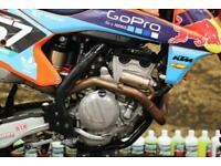 2016 KTM SXF 250 MOTOCROSS BIKE, ELECTRIC START