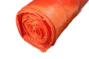 TARPS INSULATED --- WINTER IS COMING!!!