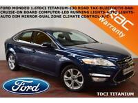 2011 Ford Mondeo 1.6TD (113bhp) Titanium-BLUETOOTH-LED'S-DAB-AUTO LIGHTS-£30 TAX