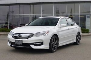 2017 Honda Accord Sedan V6 Touring 6AT