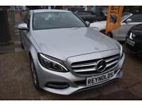 2014 64 MERCEDES C220 CDI SPORT AUTOMATIC GOOD AND BAD CREDIT CAR FINANCE