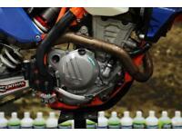 2018 KTM EXC-F SIX DAYS EDITION ENDURO BIKE ROAD REGISTERED, ELECTRIC START